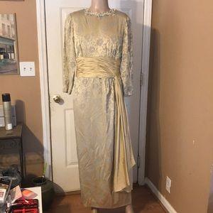 Victoria Royal vintage gown